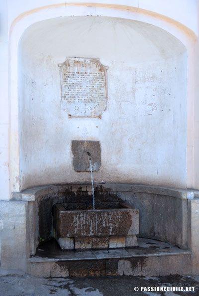 Fontana Vecchia Campo Calabro